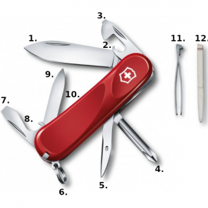 Victorinox Evolution 11 Swiss Army Knife